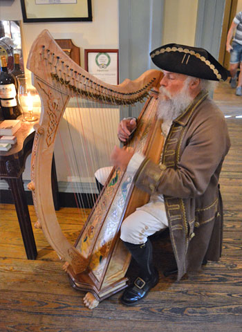 city-tavern-harp-music