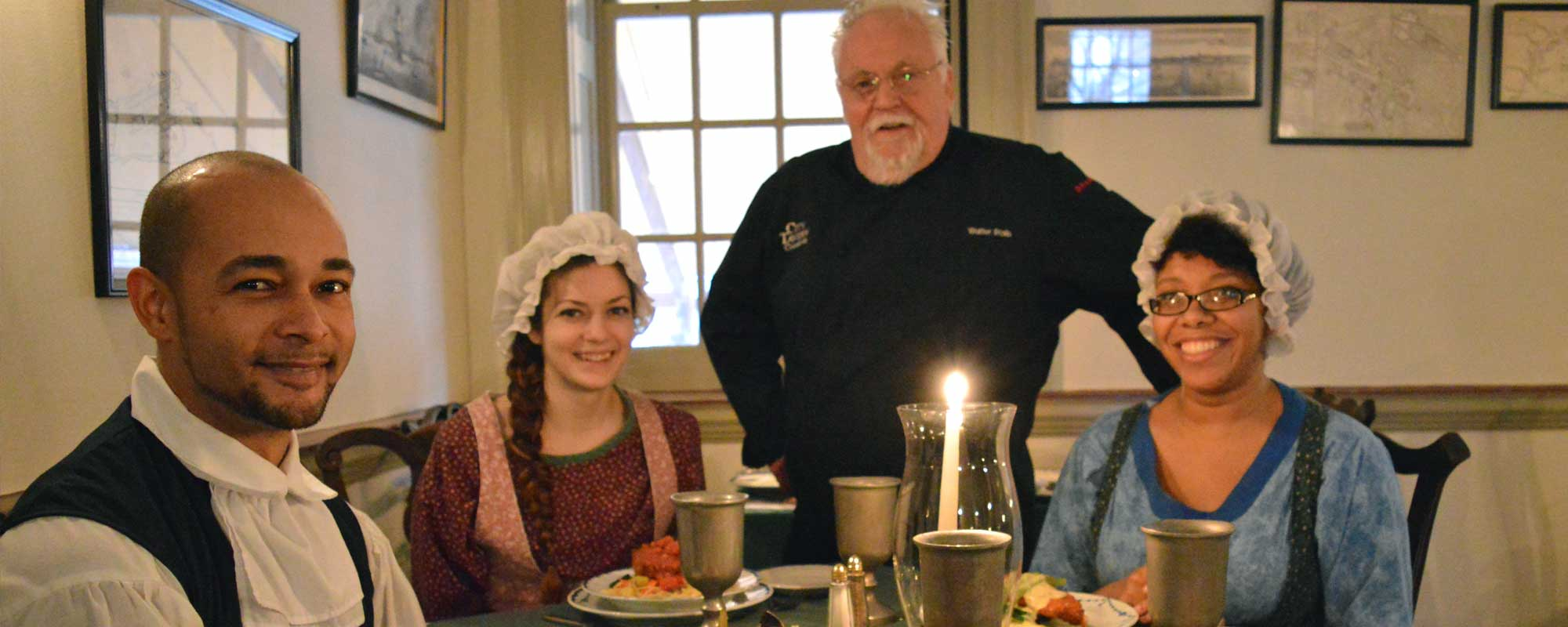 City Tavern - Historic Restaurant based in Philadelphia